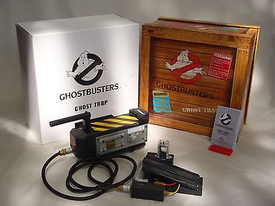 Ghostbuster Ghost Trap - Matty Collectable, Mattle Prop replica