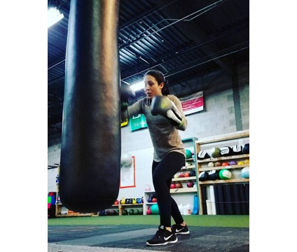 Free Boxing Basics & Conditioning Class 1/21/17