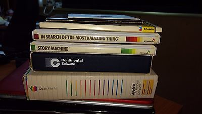 Various Software for Apple II / IIe