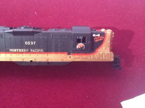 Lionel 0597 northern pacific cab decal HO.cab Not Included Only Decals