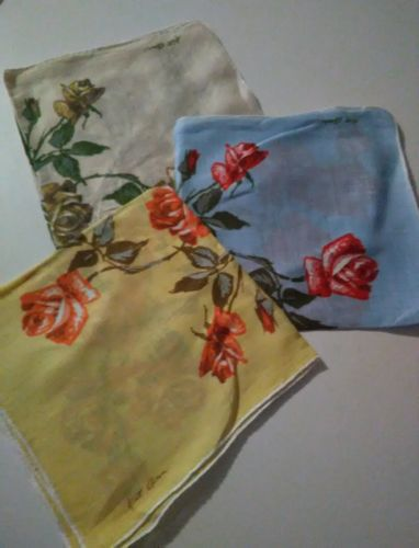 Vintage hankies lot