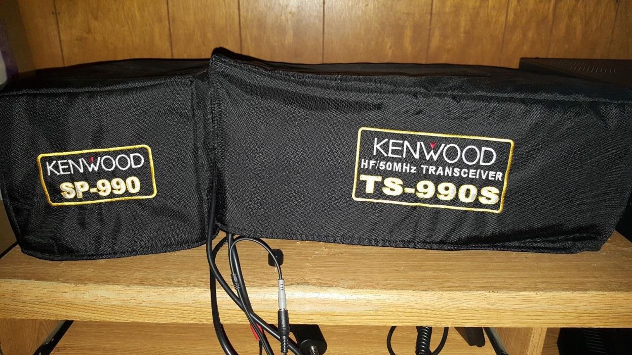 KENWOOD TS990S PRISTINE!!