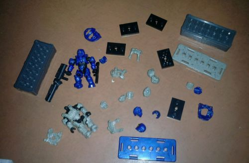 Mega Bloks Halo Spartan Armor Customizer Pack