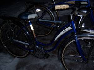 Vintage Schwinn American bike Bicycle His And Hers Pair (oshkosh)