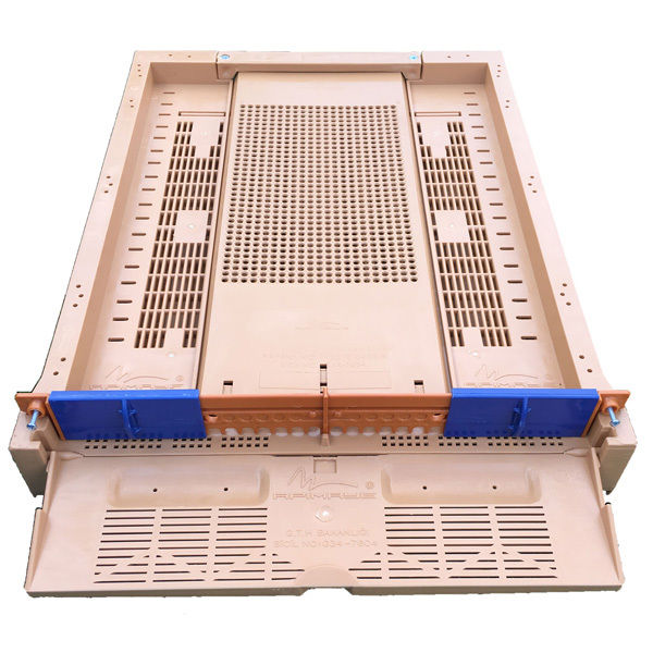 Apimaye Premium Screened Bottom Board with Pollen Trap