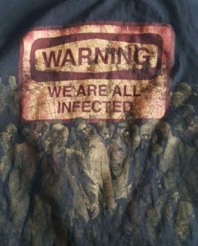 The Walking Dead Youth Medium T Shirt %