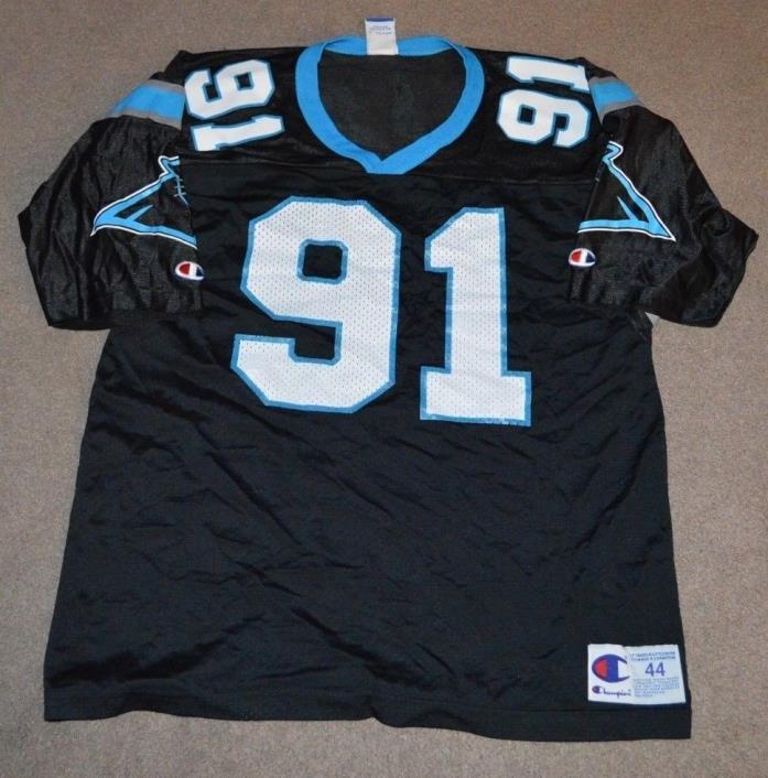 Vtg Kevin Greene Carolina Panthers Champion NFL Football Jersey 44
