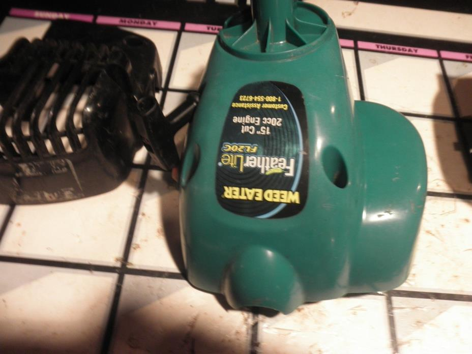 WEEDEATER BRAND 20 CC FEATHERLITE TRIMMER RECOIL/w/COVER