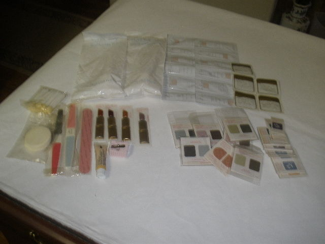 MARY KAY - LOT OF (53) SAMPLES & MISC.