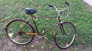 RARE/VINTAGE 1963 Sears Three-Speed Bike - For Sale/Trade (Fort Worth)