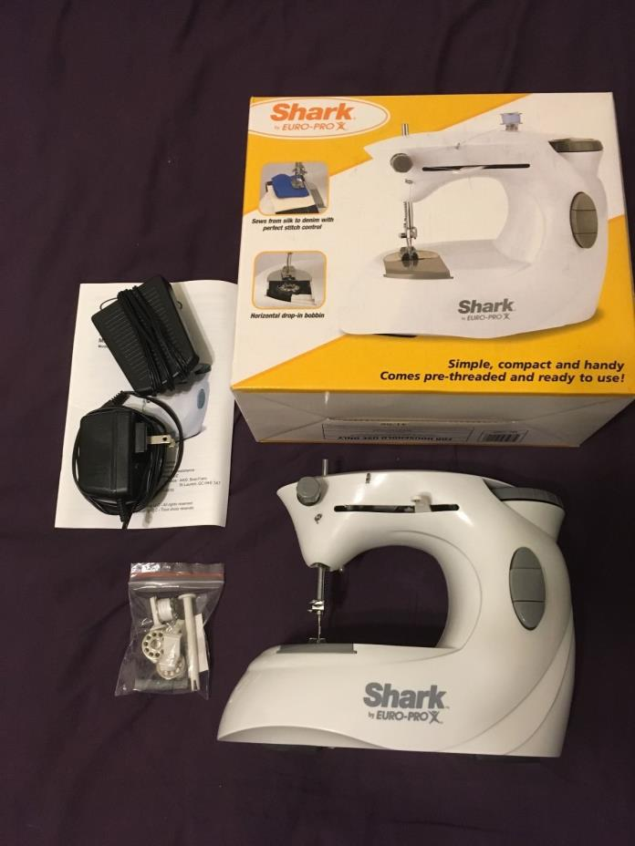 Euro pro sewing machines for sale classifieds for Euro pro craft n sew