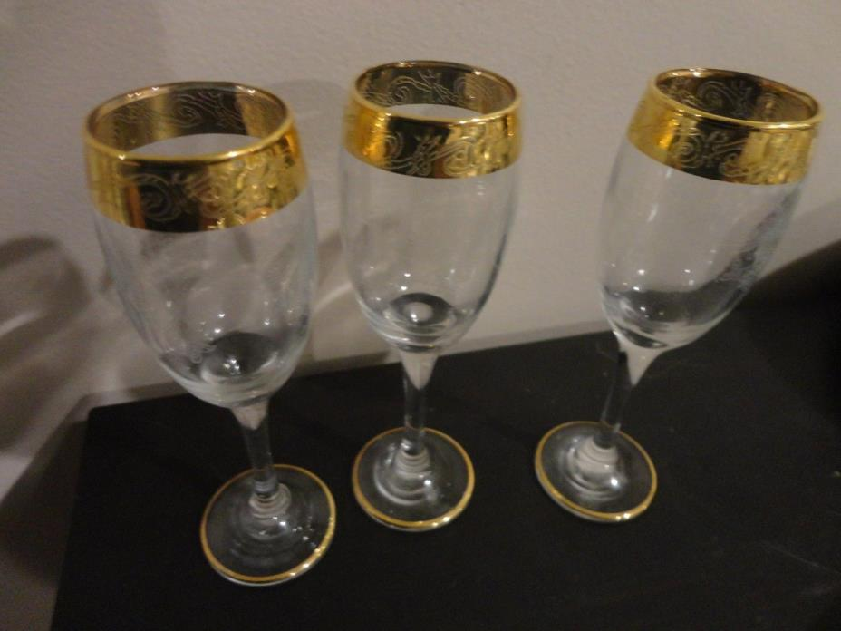 Etched Crystal Wine Glass For Sale Classifieds