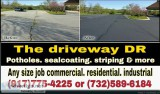 quotPOT HOLE REPAIR quot The driveway doctor