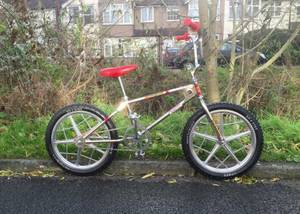 Wanted Old / Mid School BMX