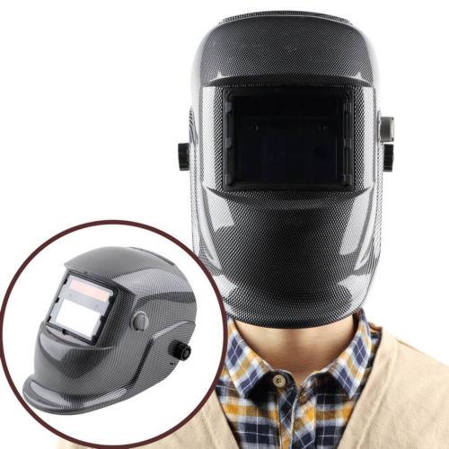 Pro Solar Auto Darkening Welding Helmet Arc Tig Mig Mask Grinding Welder Mask SG