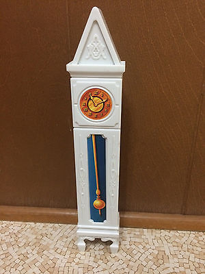 Barbie Doll Size Grandfather Clock Living Room Furniture Decor