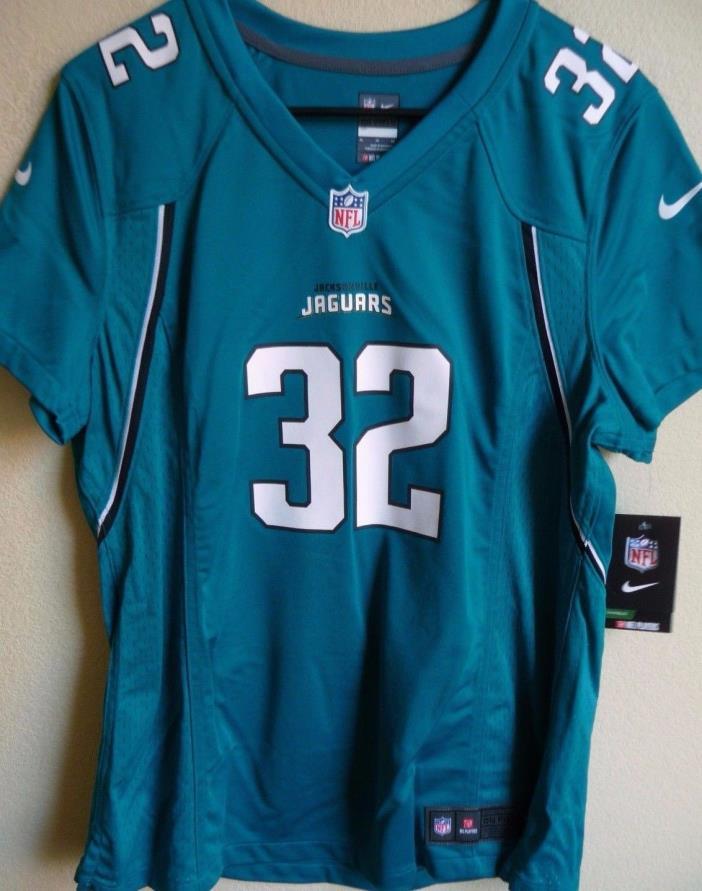 Women's NFL Nike Jacksonville Jaguars Maurice Jones-Drew #32 Game Jersey XL NEW
