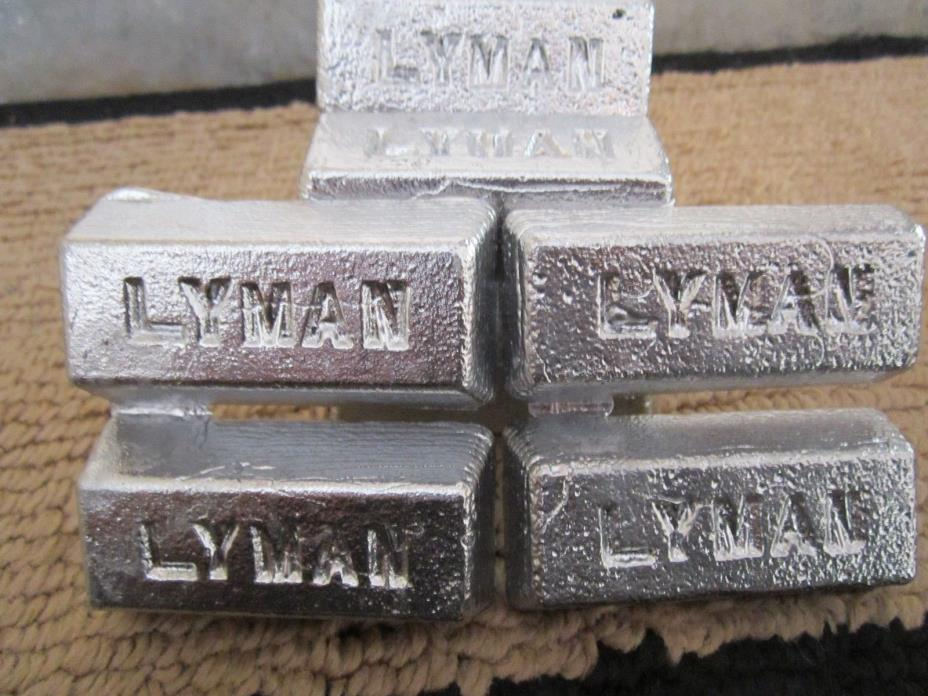 Lead Ingot Molds - For Sale Classifieds