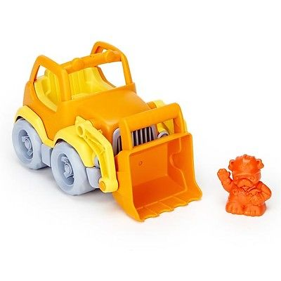 Green Toys Scooper Truck