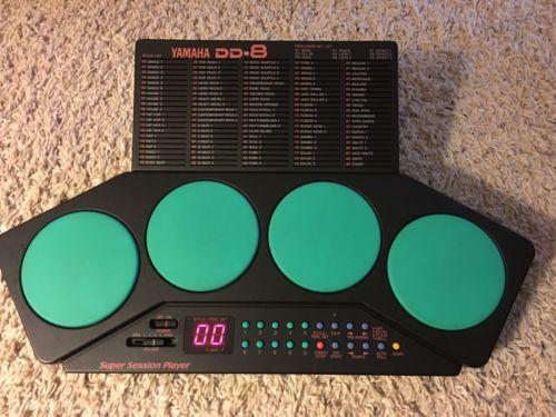 Yamaha DD-8 Electronic Drums