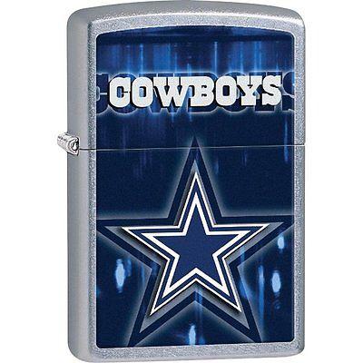 Zippo NFL Street Chrome Pocket Lighters