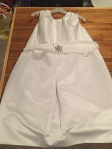 Wedding dress 18/20 (Columbia)