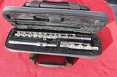 Beautiful Selmer Signet Open Hole Flute, Great Player!