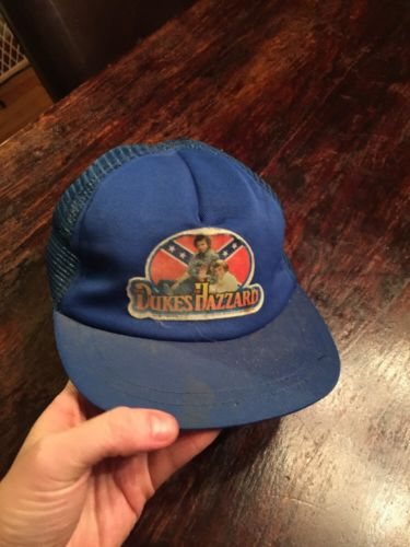 Vintage Childs Dukes Of Hazzard Baseball Cap