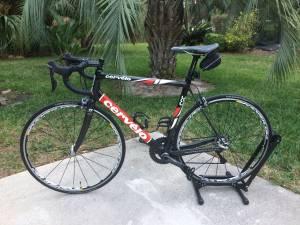 Cervelo road bike 56cm (Jacksonville)