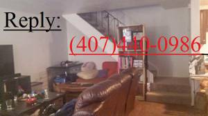 Two Roommates Needed to Share Large Townhouse@ (West Germantown)
