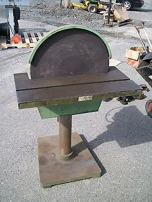 Disc sander 20 inch Conquest