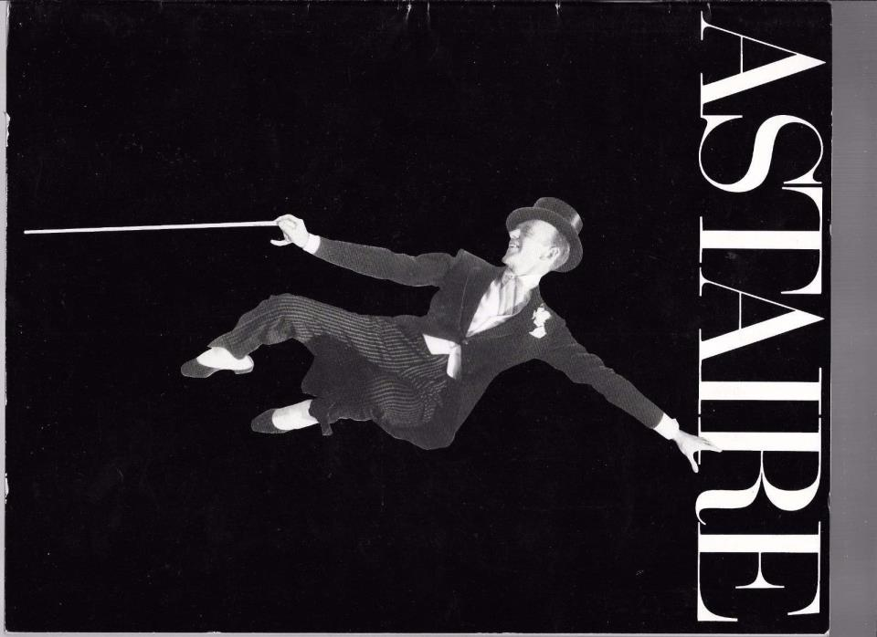 FRED ASTAIRE 1981 9TH AMERICAN FILM INSTITUTE LIFE ACHIEVEMENT AWARD PROGRAM
