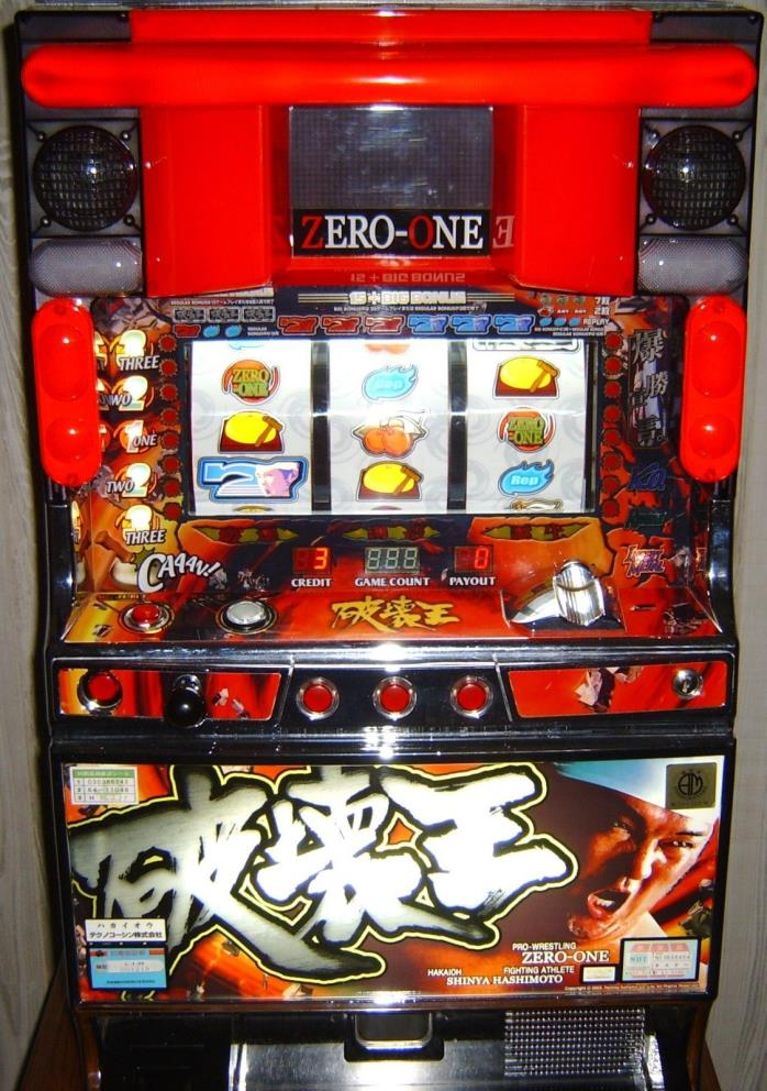 Japanese Slot Machine For Sale