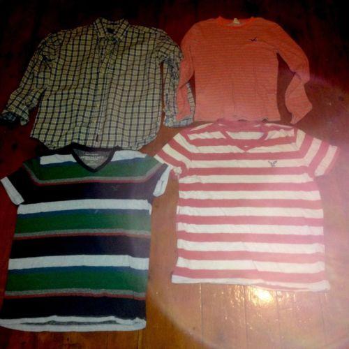 American Eagle/ Hollister Men Shirts/sweater