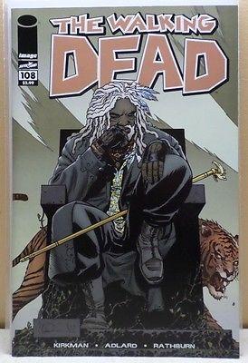 The Walking Dead #108 1st Print