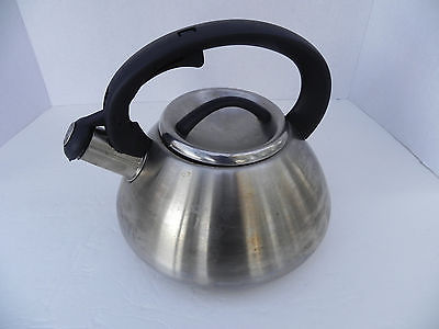 Wolfgang Puck 3 Qt Stainless Steel Tea Kettle