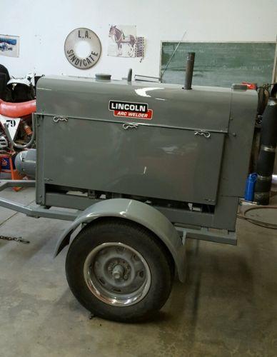 Lincoln Electric SA-200 Pipeliner