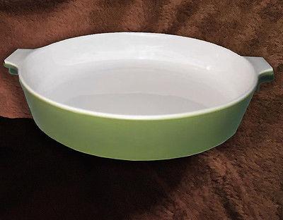 Corning Ware Avocado Green 10