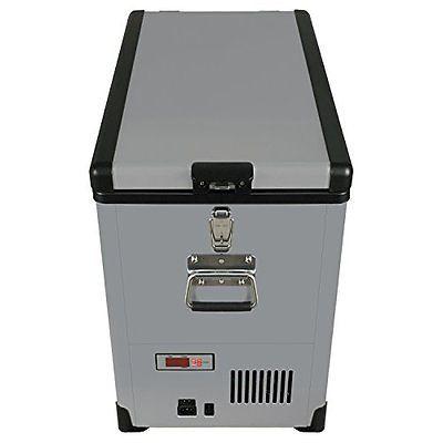 Freezers Whynter FM-452SG Elite 45 quart Slim Fit Portable Freezer/Refrigerator