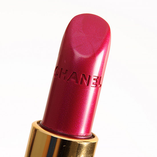 AUTH CHANEL ROUGE COCO LIP COLOUR 452 EMILIENNE BNWOB