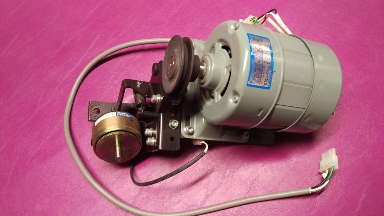 Brother Commercial Embroidery Machine Main Drive Motor Panasonic BES-1260BC 960