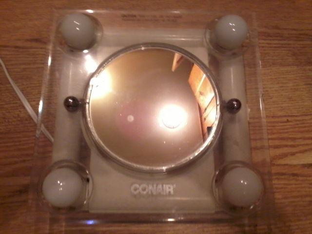 Conair Light Up Makeup Mirror