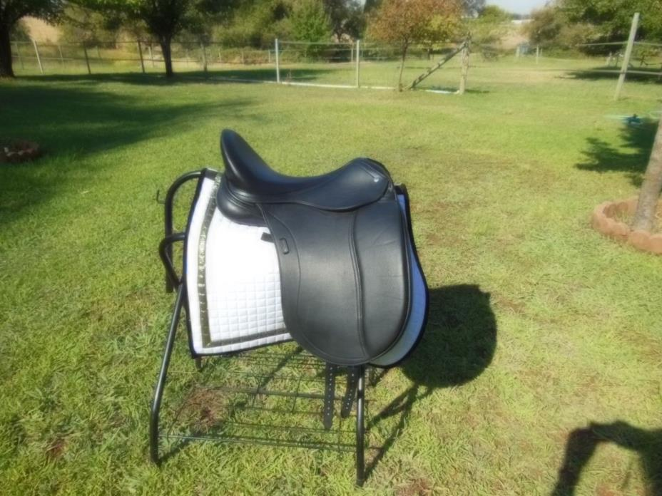 Schleese Heike Kemmer dressage saddle