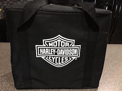 UNUSED in Case Harley Davidson Portable Charcoal BBQ Grill - Fits In Saddle Bag