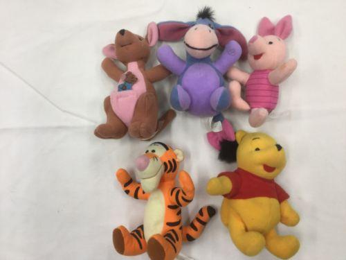 Mini Stuffed Disney Characters