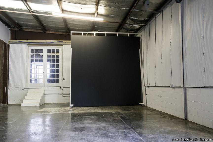 Warehouse Photography Studio For Rent