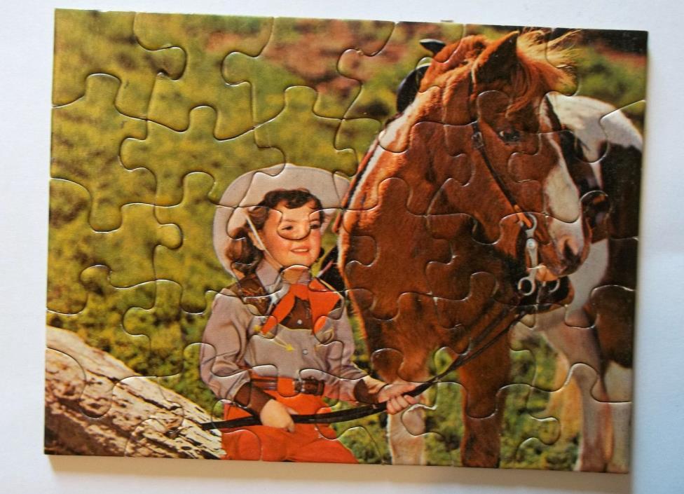 Vintage Tuco Mini Puzzle