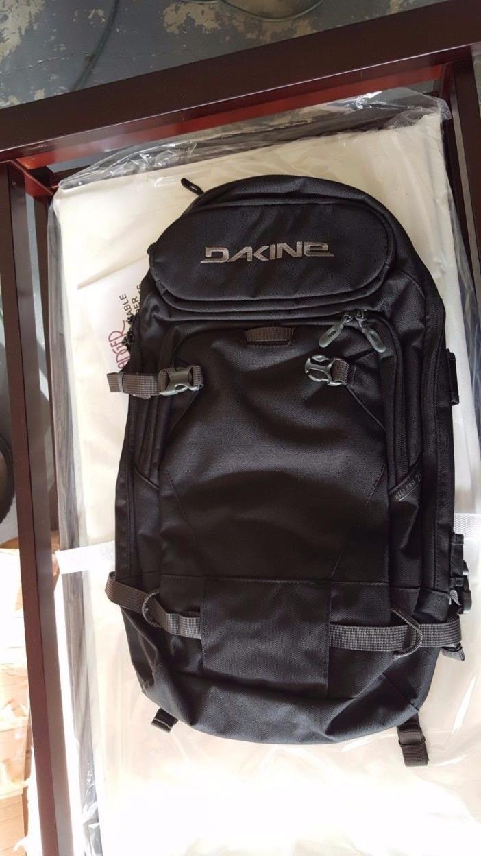 Dakine Heli Pro 20L Backpack Mens Black