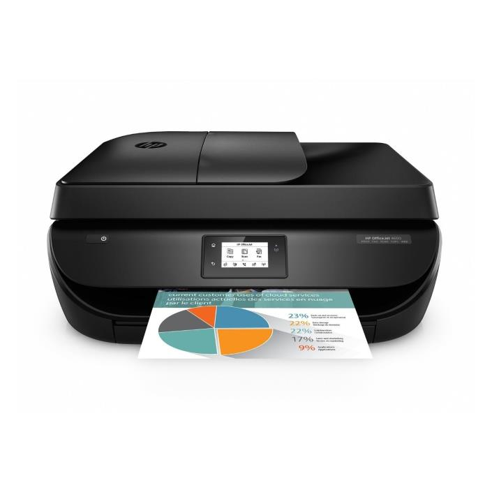 NEW HP Officejet 4650 Printer All-In-One Color Photo Printer Wireless