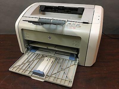 Clean - HP LaserJet 1020 Workgroup Laser Printer